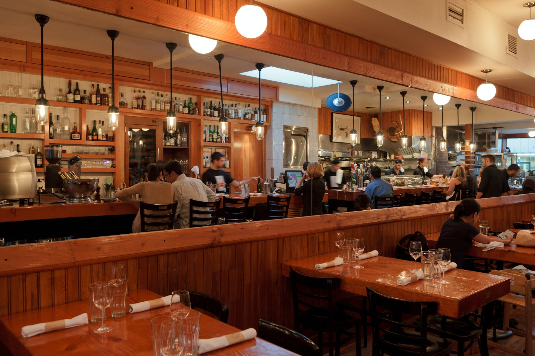 Au Pied de Cochon (pictured above) is one of more than 5,000 restaurants in Montreal.