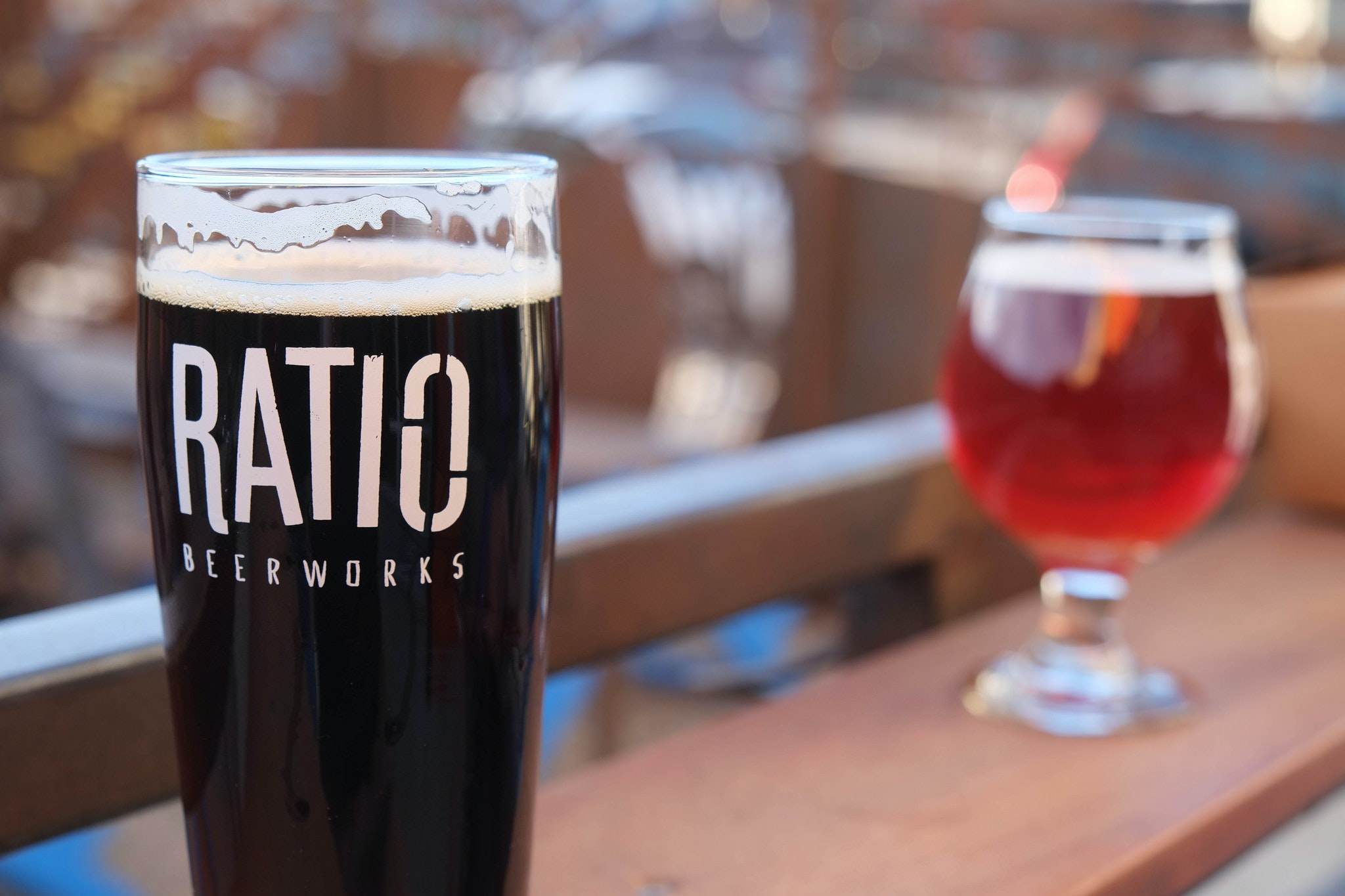 Ratio Beerworks in Denver, Colorado