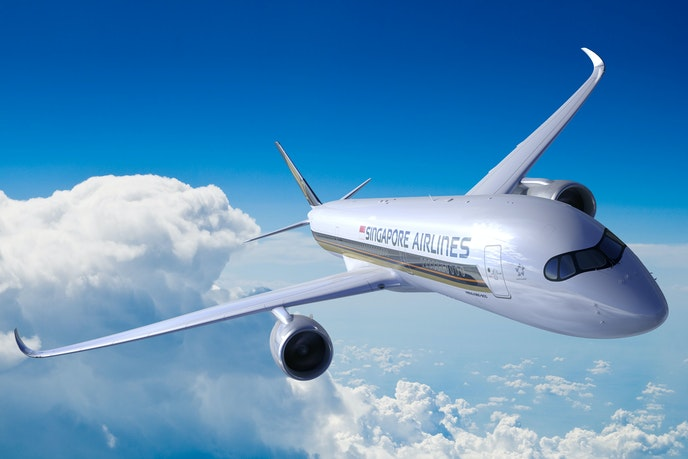 Singapore Airlines's super-long-haul flights take place on the ultra-long-range Airbus A350-900ULRs.