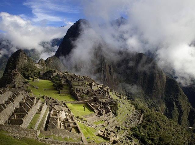 Machu Picchu, Peru, is at the top of Cheng's travel bucket list.