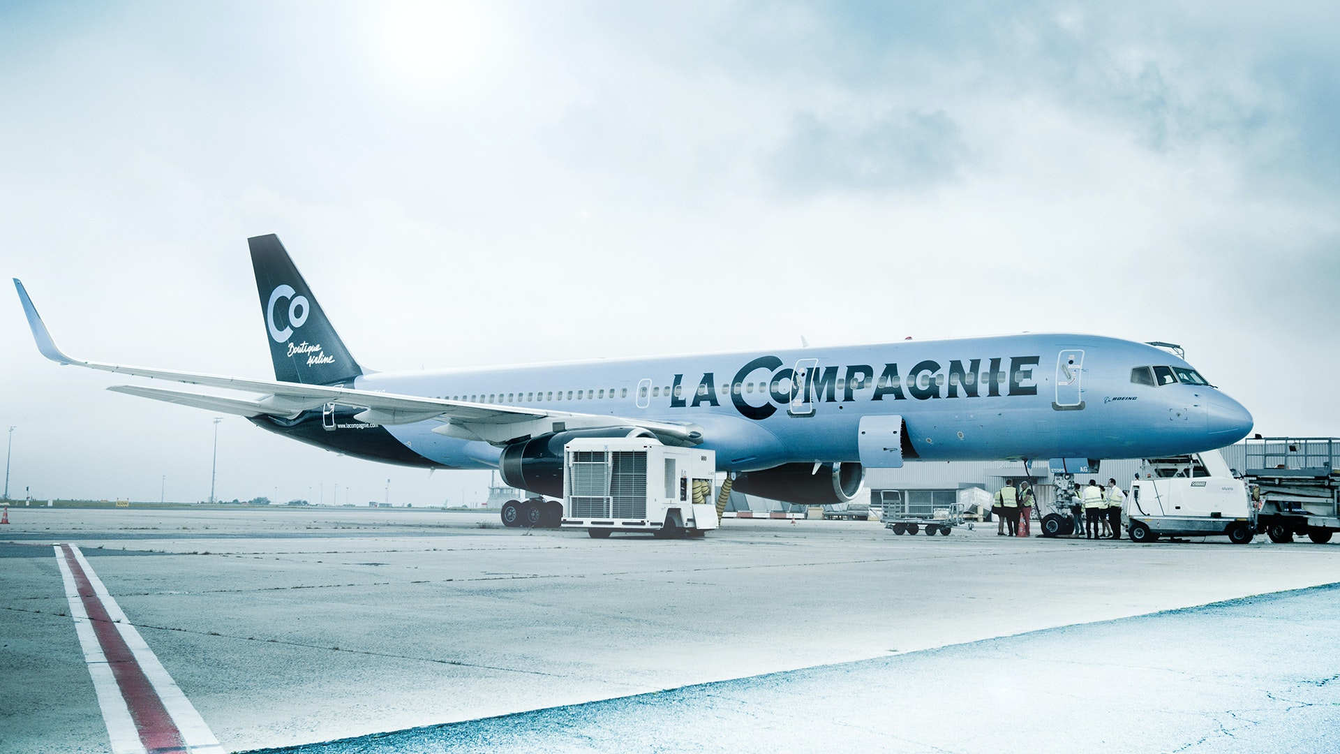 Blue airplane, Blue Friday sale. Get it?