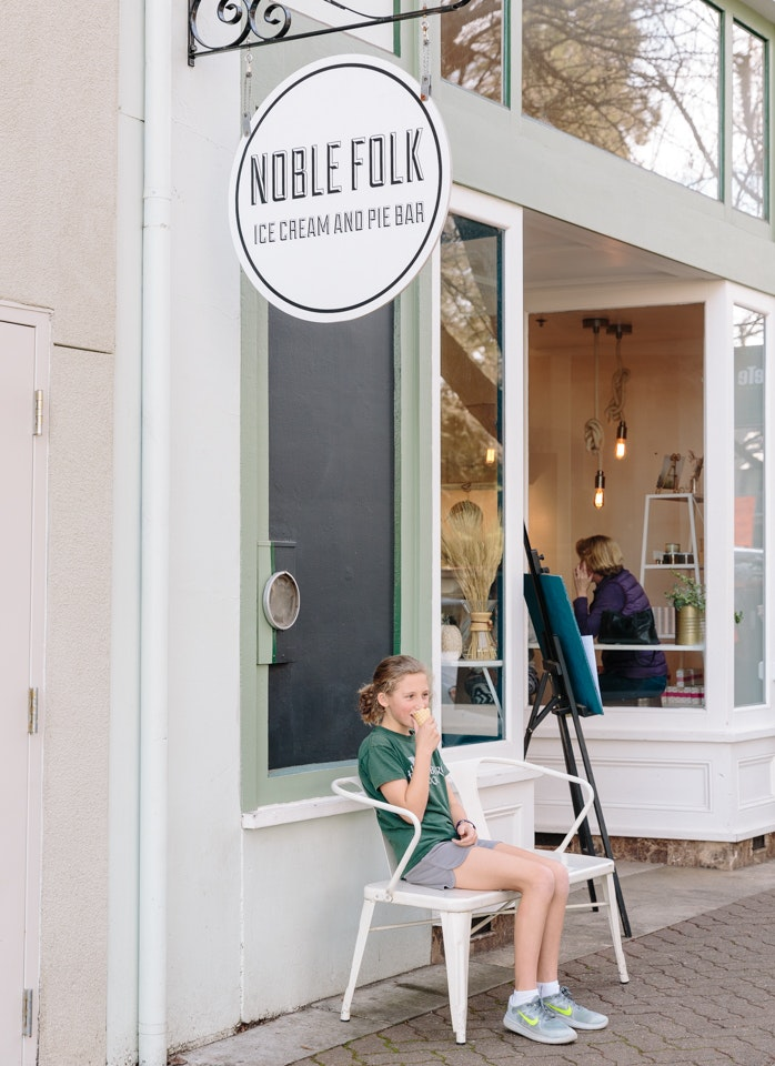 Cool down with some sweet treats from Noble Folk.