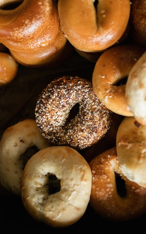 Wise Sons bagels—some of the best in San Francisco