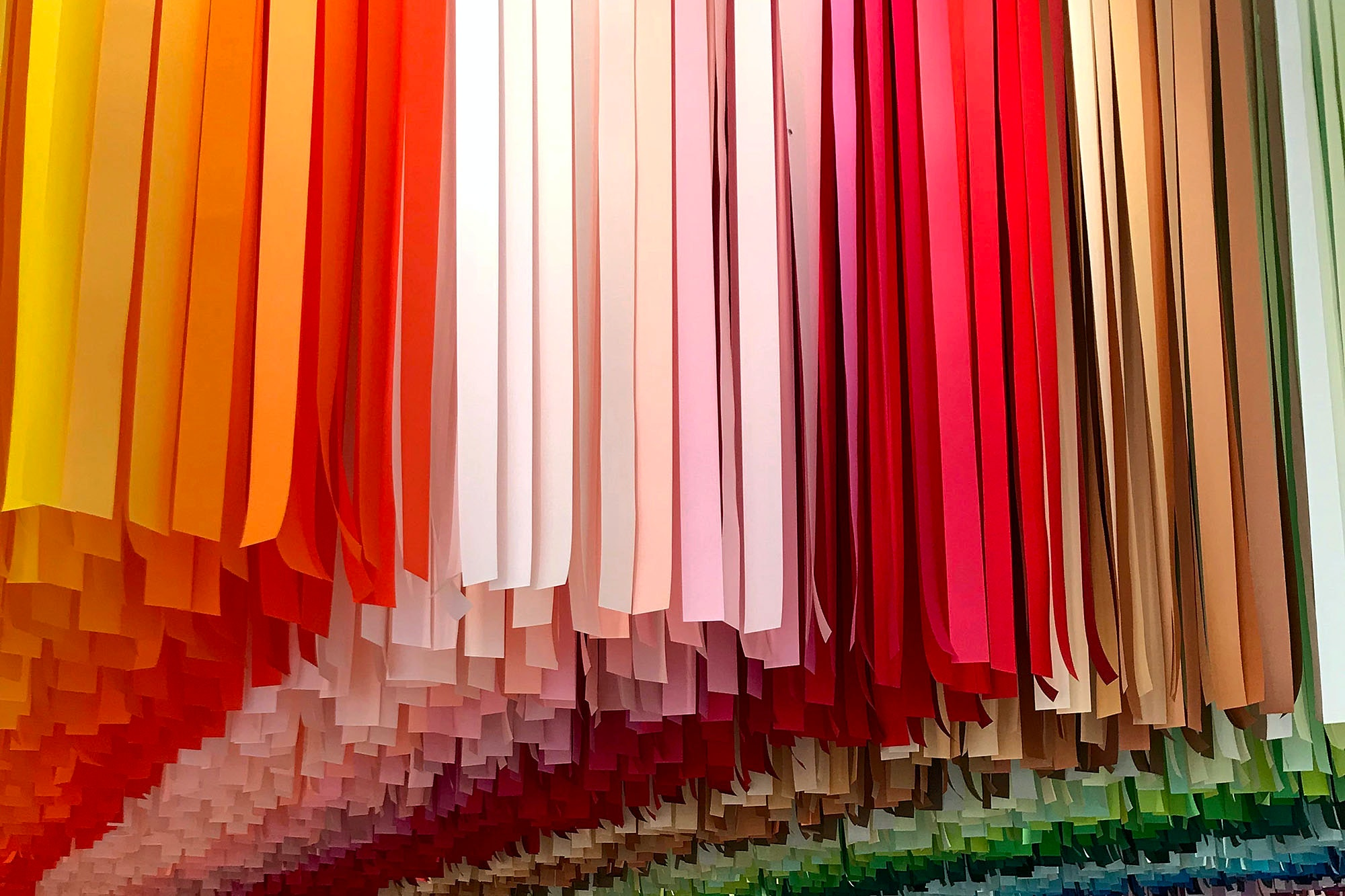"""100 Colors"" by Emmanuelle Moureaux"