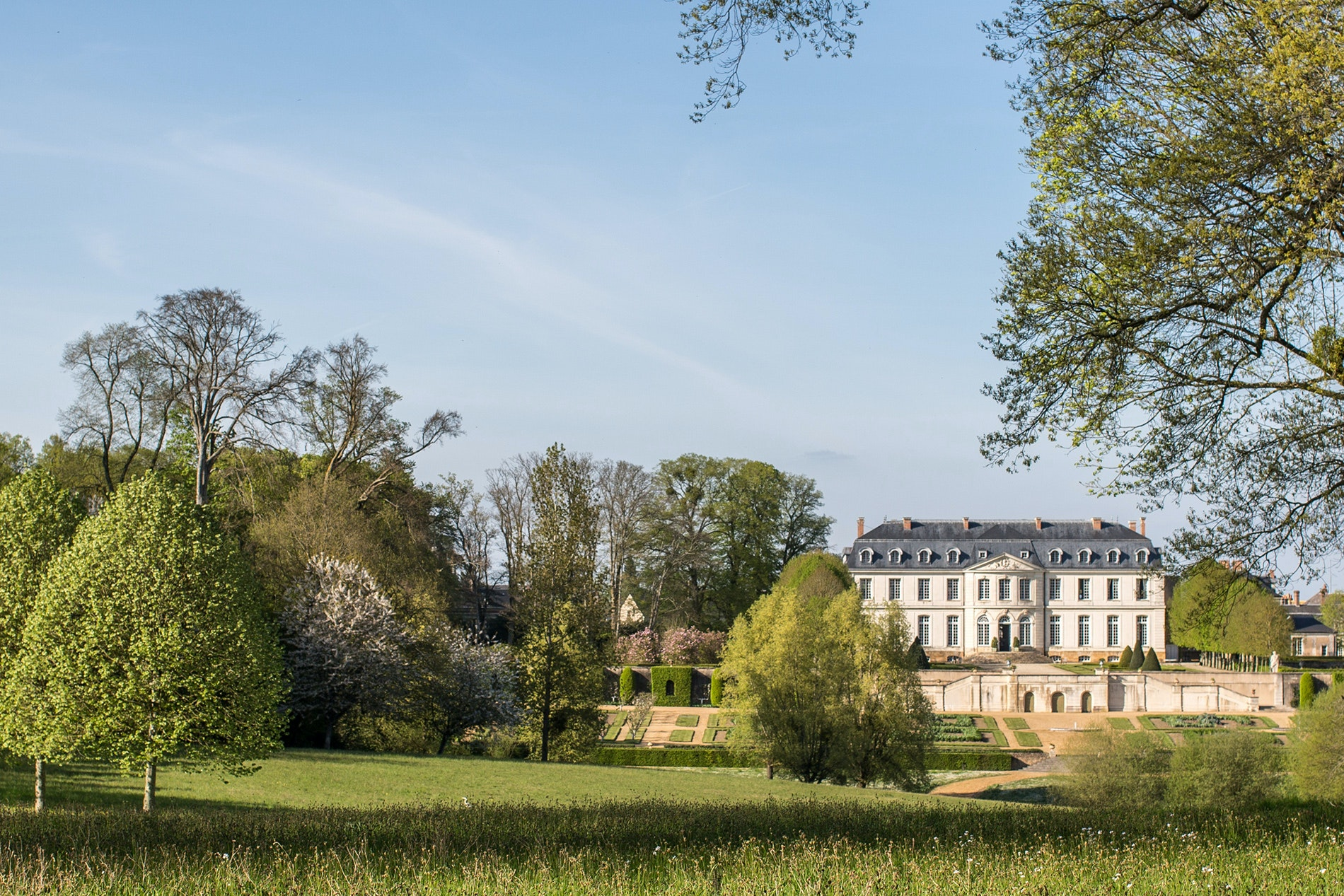 The Hotel Château du Grand-Lucé will be the place for castle hotel lovers to stay in next year.