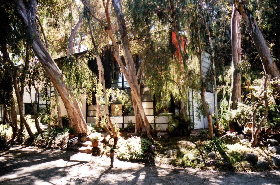 An Eames home in Los Angeles