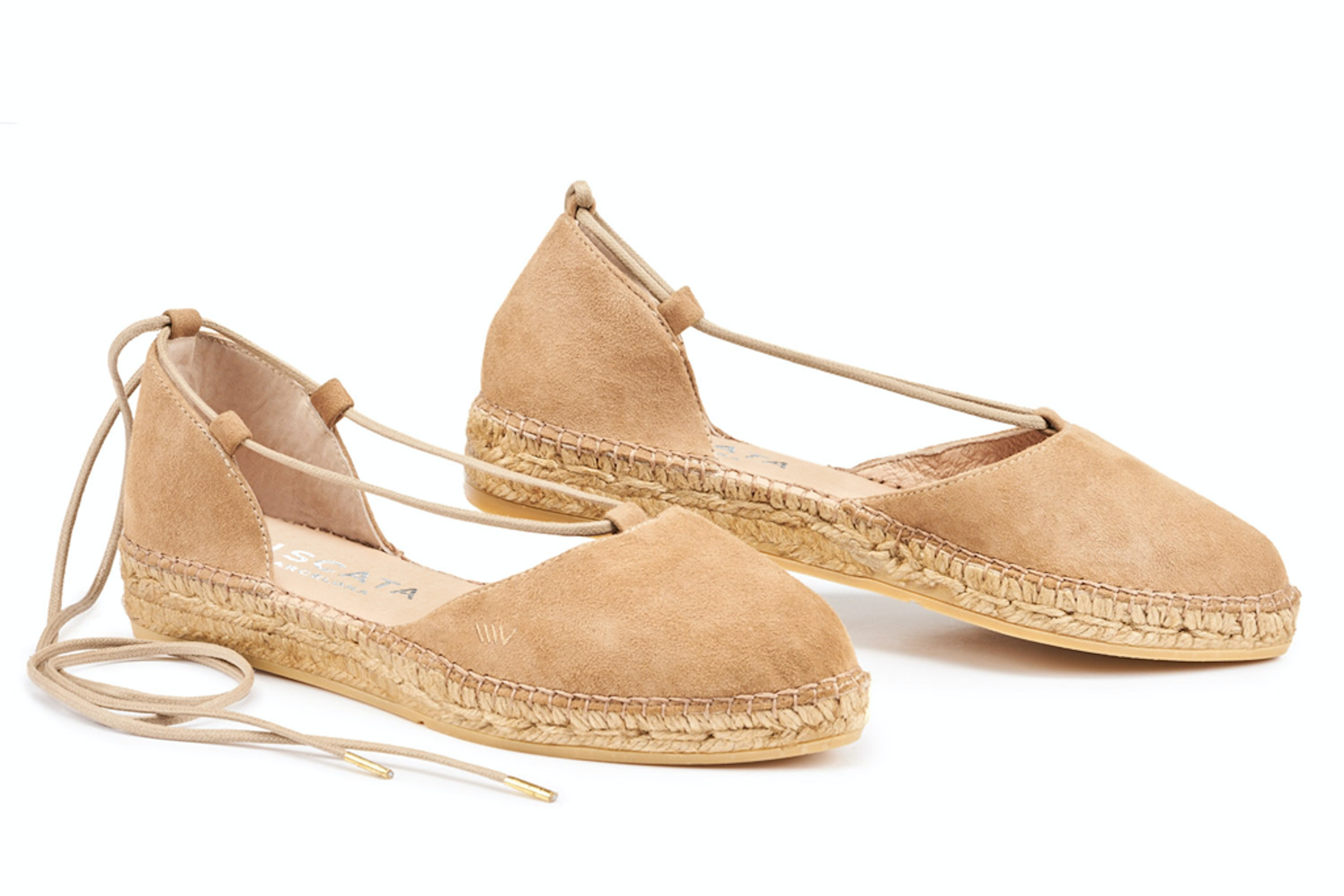 The Viscata Fonda espadrille is chic and easy to walk in.