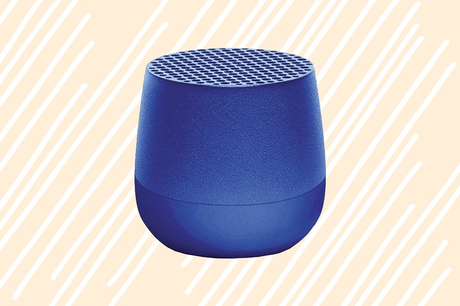 Music travels well with a speaker so portable.