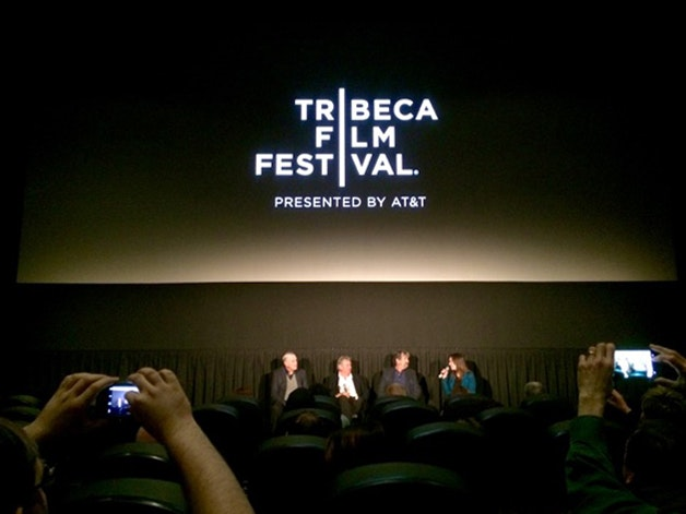 Panel at the 2015 Tribeca Film Festival