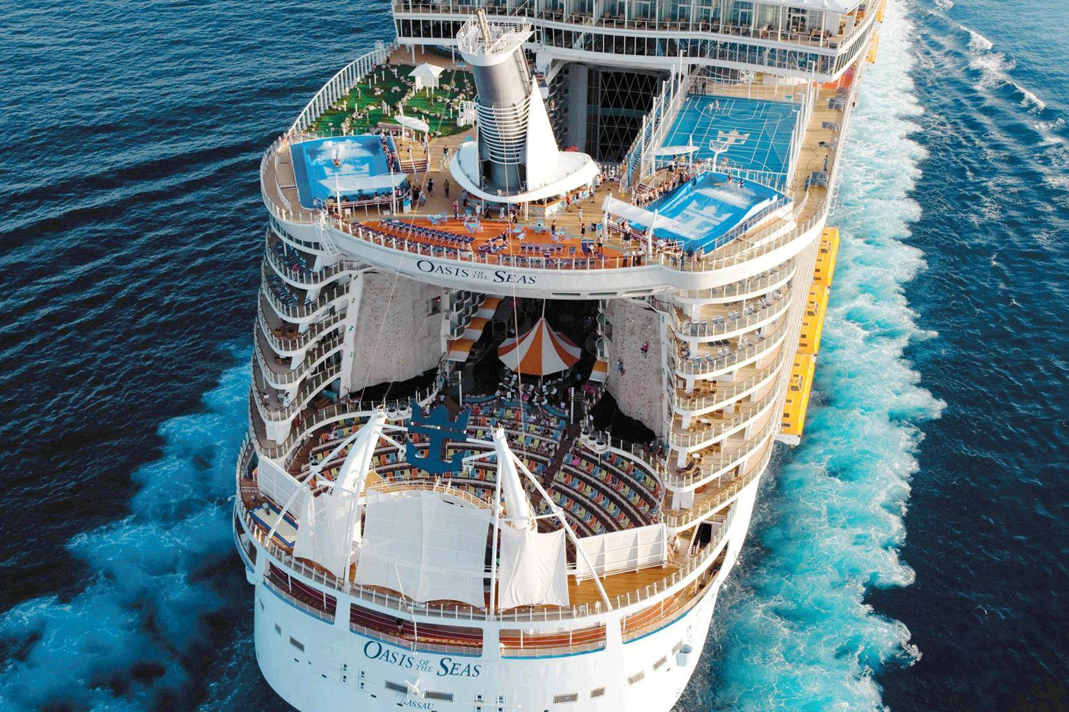 Best Caribbean Cruise Line: Royal Caribbean
