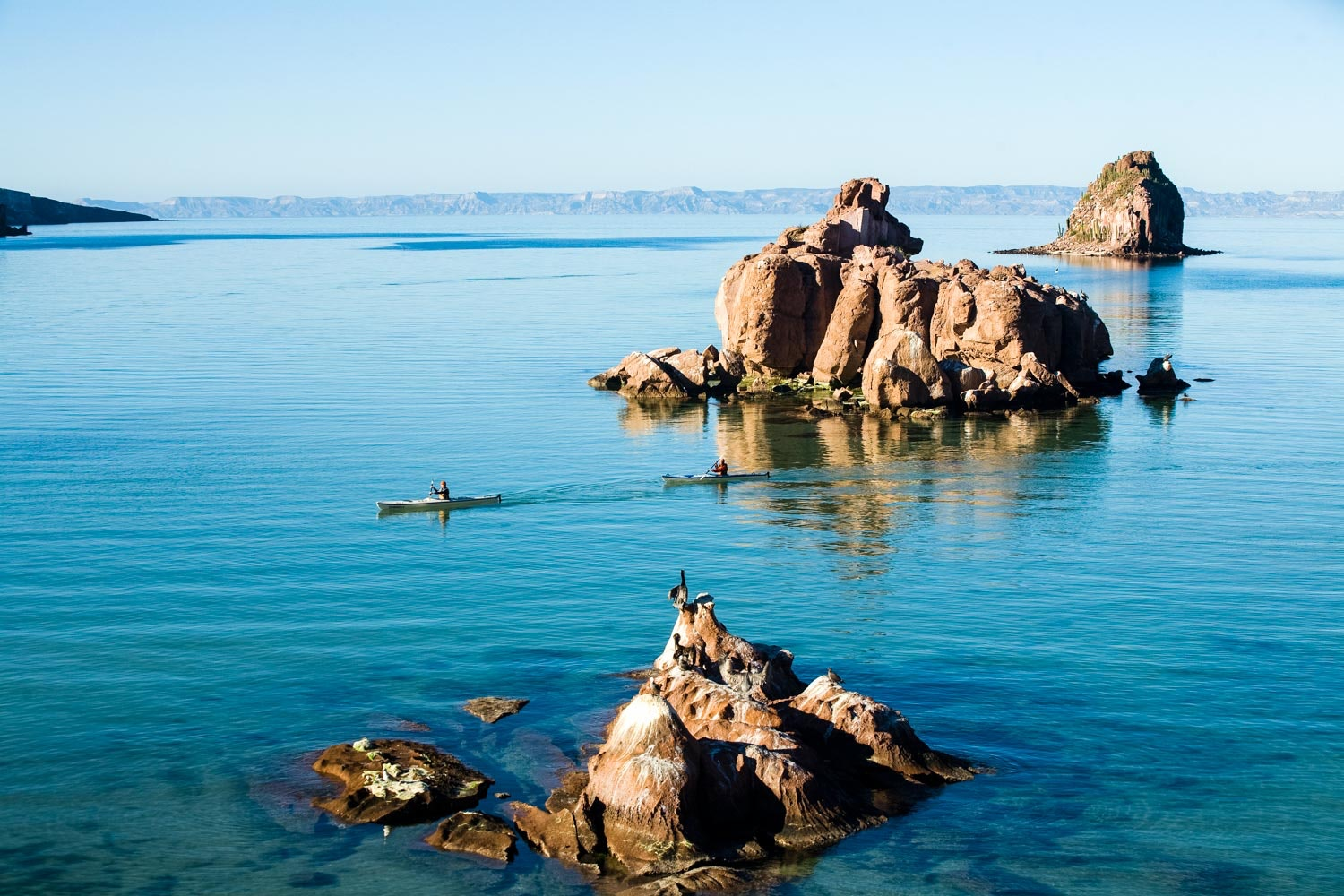 Navigate the Sea of Cortez with O.A.R.S.