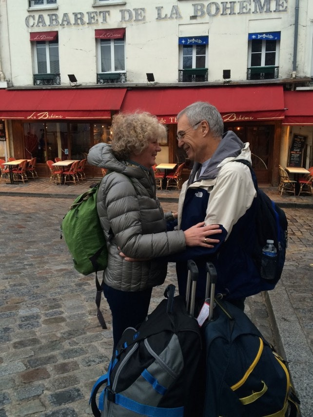"""Meet the Couple Who """"Retired"""" to Airbnb"""