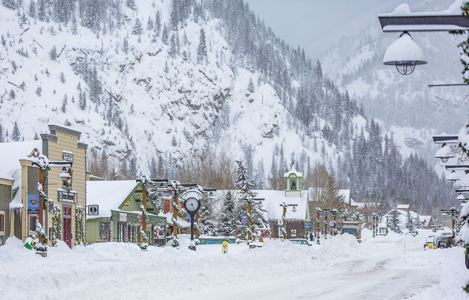 Tech-focused entrepreneurs in Frisco, Colorado, have access to six different ski resorts.