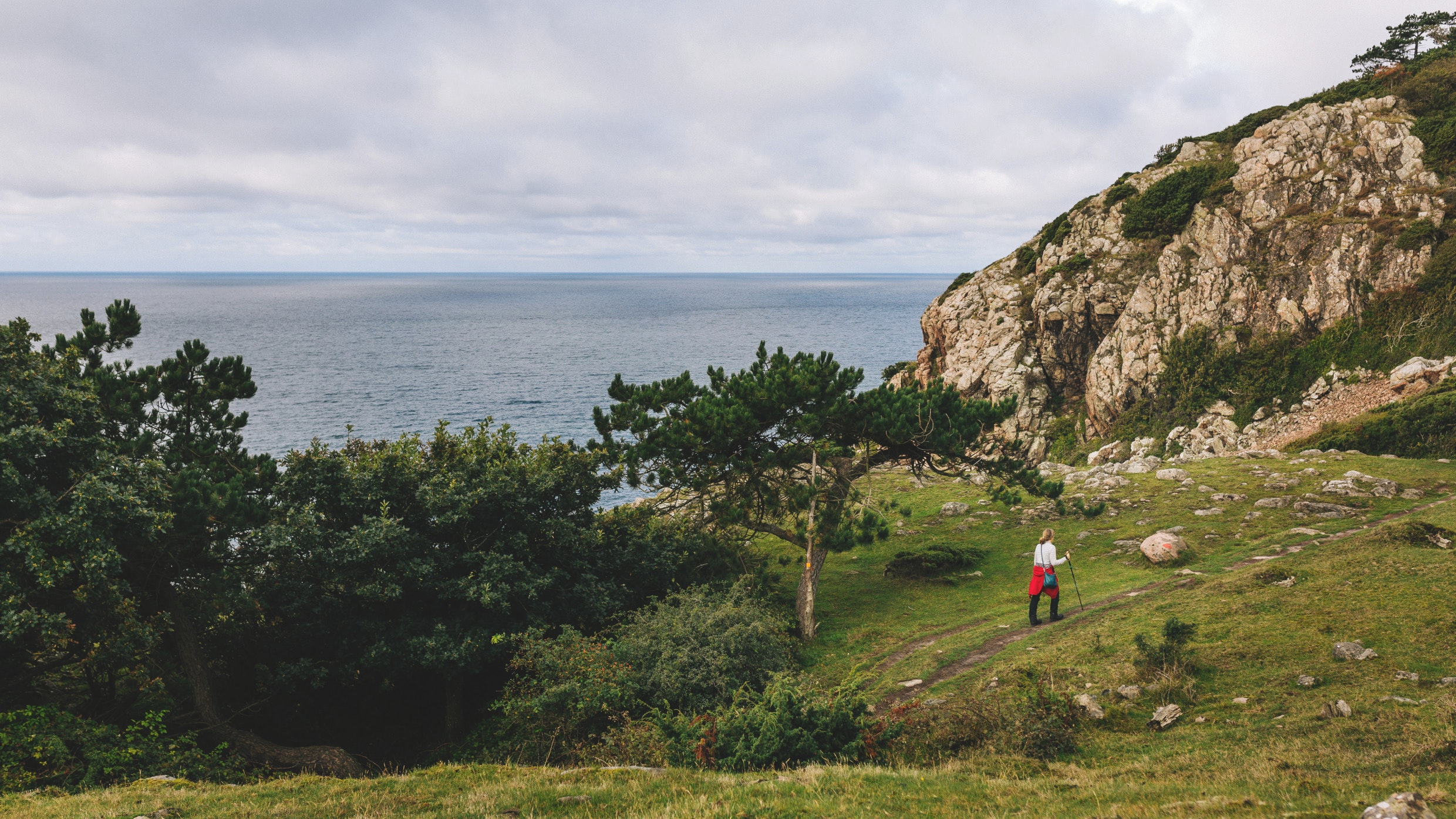 Immersing yourself in a place like southern Sweden's rocky coast is one of the best ways to get to know the country.