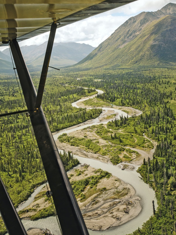Ultima Thule, a Remote Alaskan Lodge, Takes Travelers Deep Into the