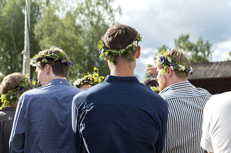 Sweden's Midsommar festival is absolutely magical