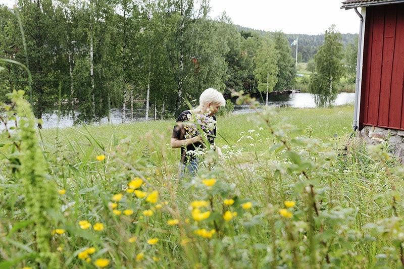 Filled with gorgeous lakes and meadows, Enviken is a Swedish locality in Dalarna county, about three hours from Stockholm.