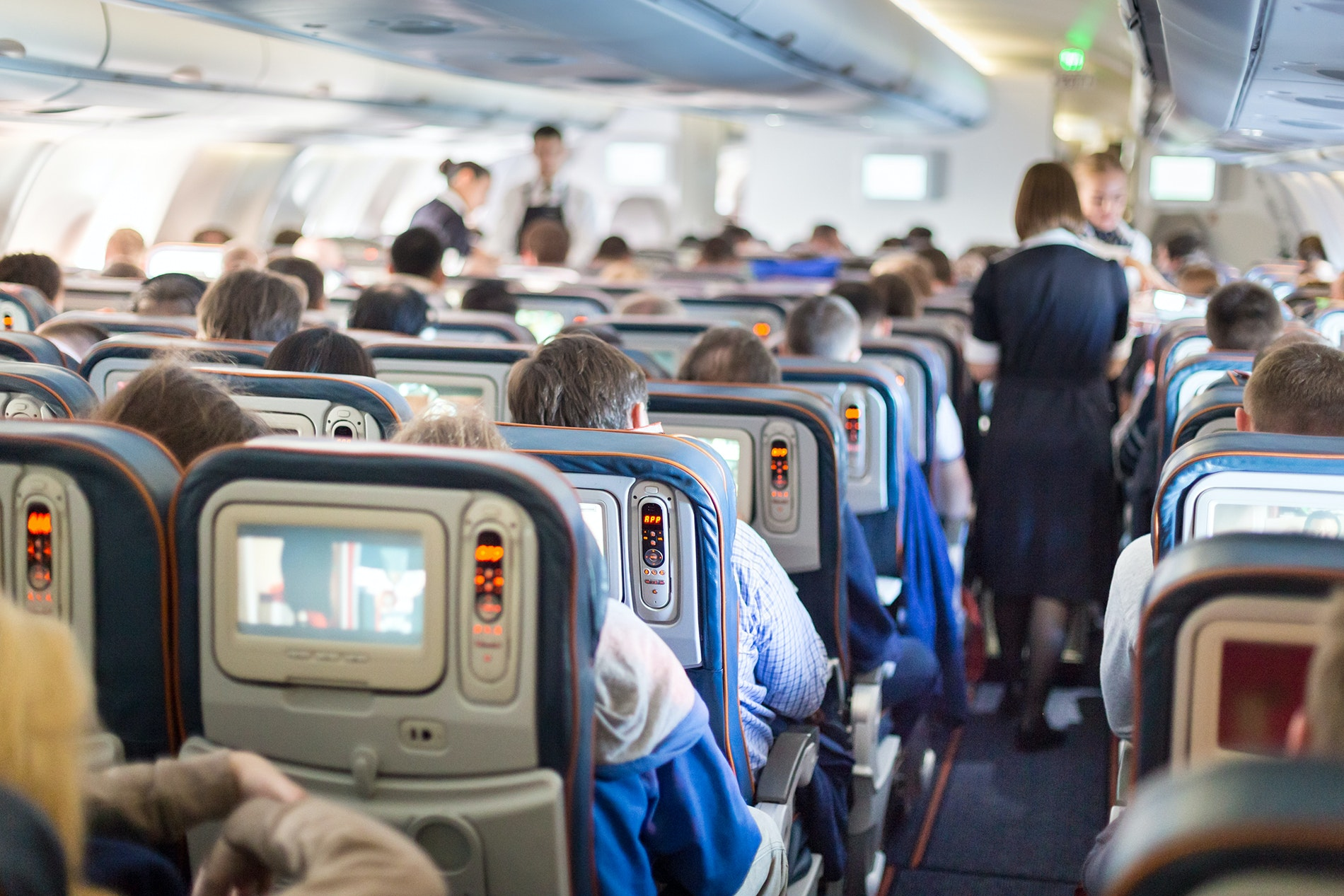 Flights might look empty on a seat map, but that's not always the best indication of how many tickets are left.