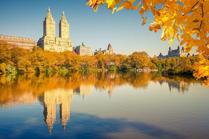 New York City is the second most popular Thanksgiving destination this year, according to AAA.