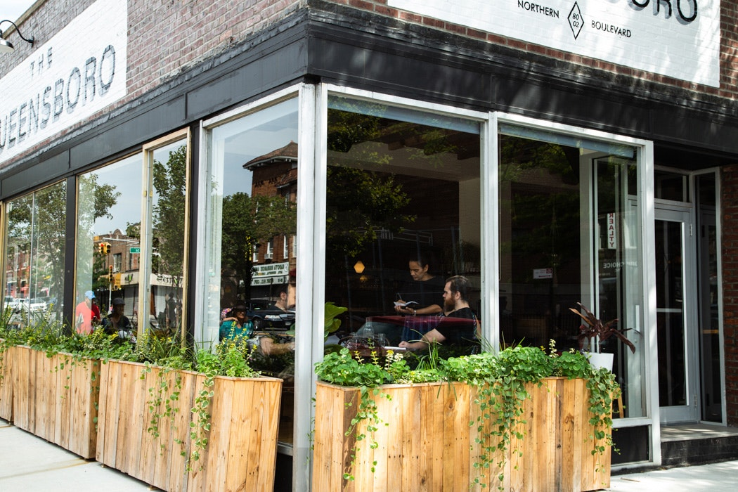 The Queensboro is everything you want from a neighorhood restaurant.