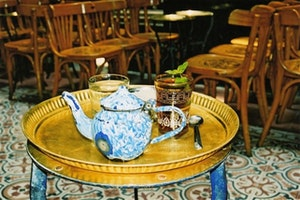 The Sensory Overload of Cairo's Coffee Shops