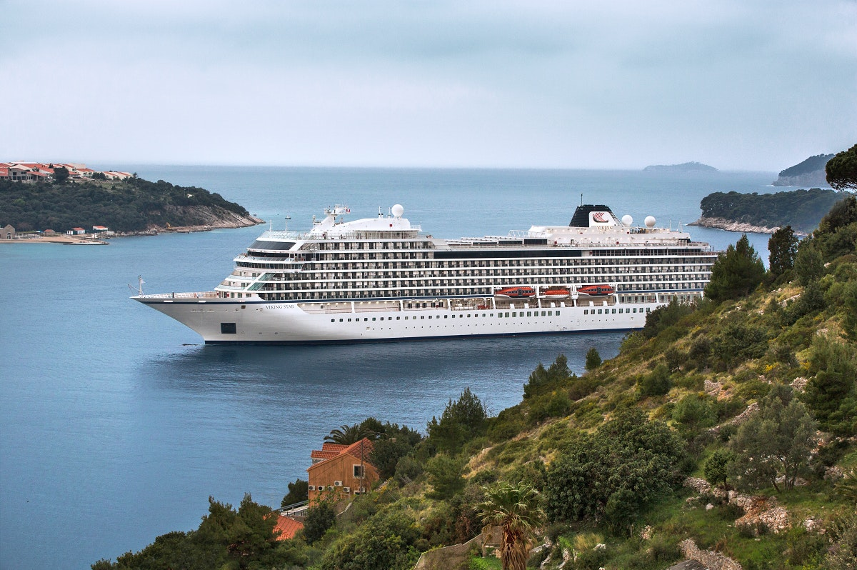 Best Small-Ship Cruise Line: Viking Ocean