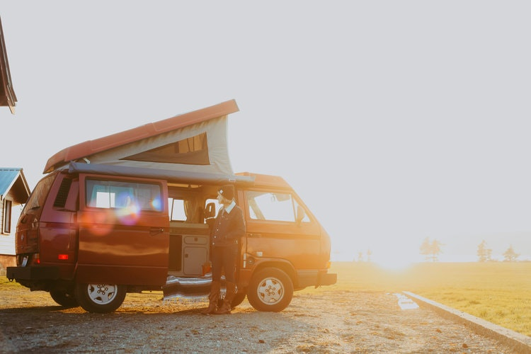 Peace Van Rentals specializes in different types of Volkswagen campers.