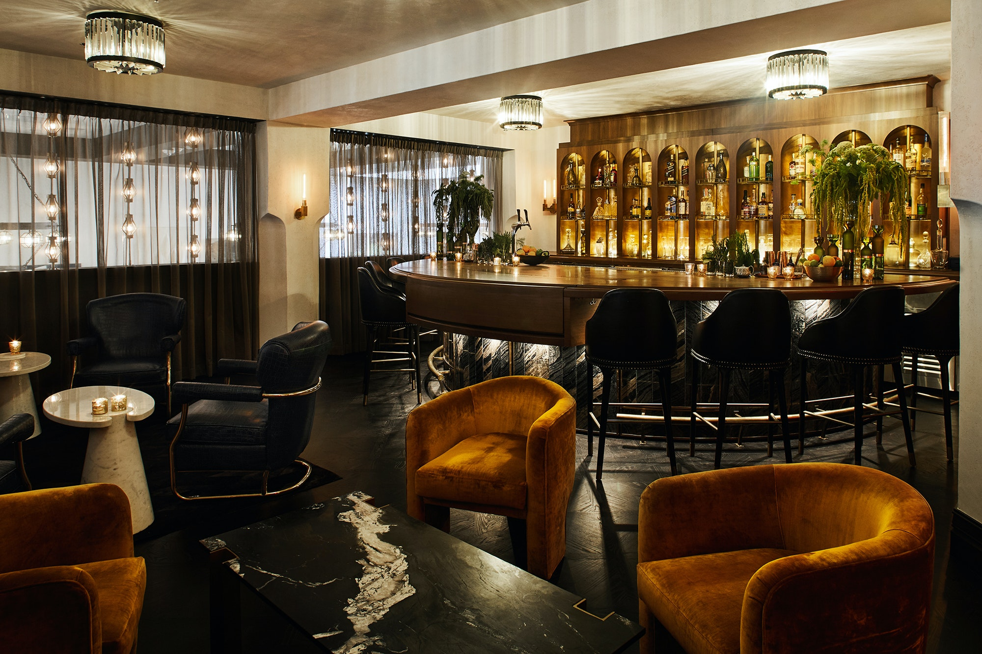 With only 26 seats, Bar Alta will serve cocktails custom-made to the tastes of each guest.