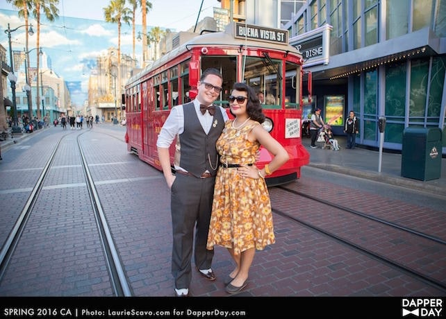 Dapper Day in Los Angeles