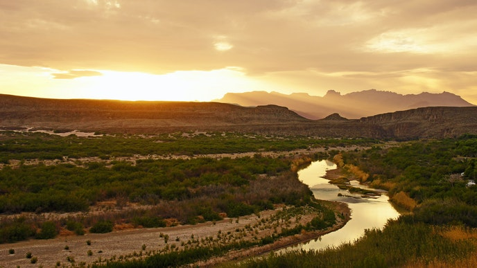 How far would you drive for views like this one of Big Bend?