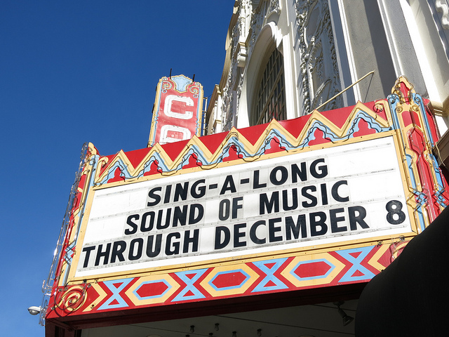 """The Sound of Music"" Sing-A-Long"