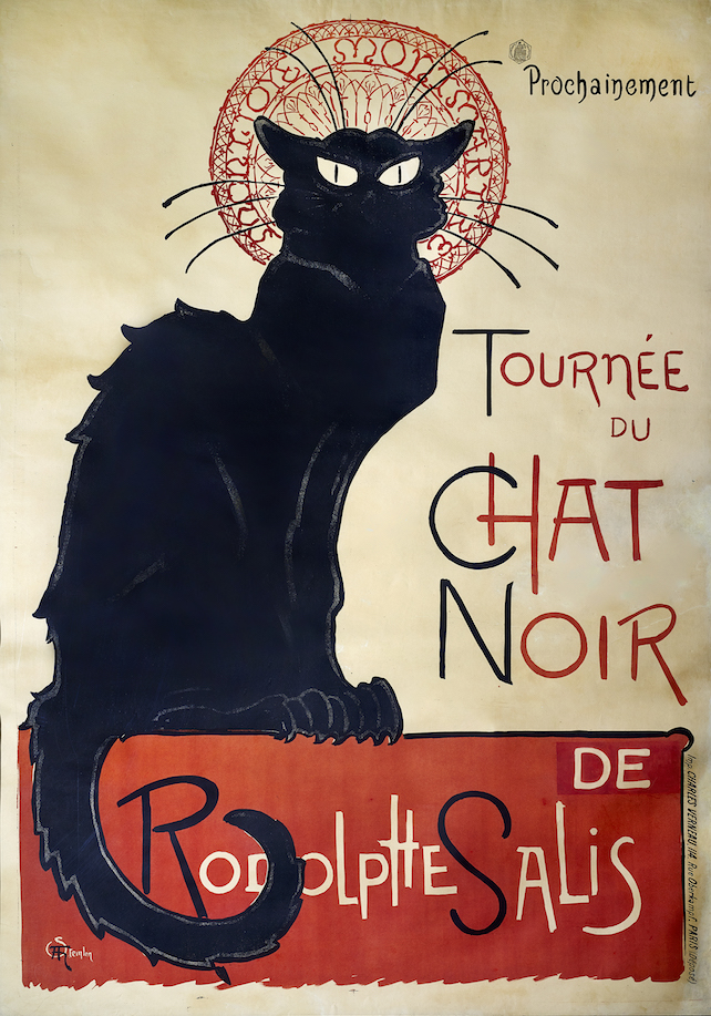 """L'Affichomania: The Passion for French Posters"""