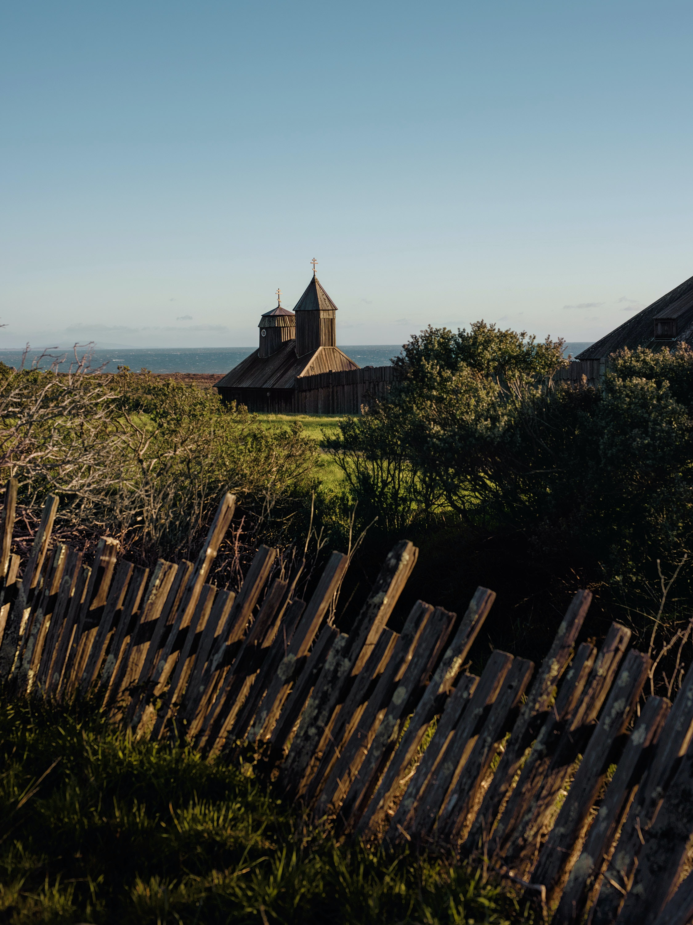 Stopping for a stroll at Fort Ross State Historic Park in Sonoma County is one of the highlights of a Northern California road trip.