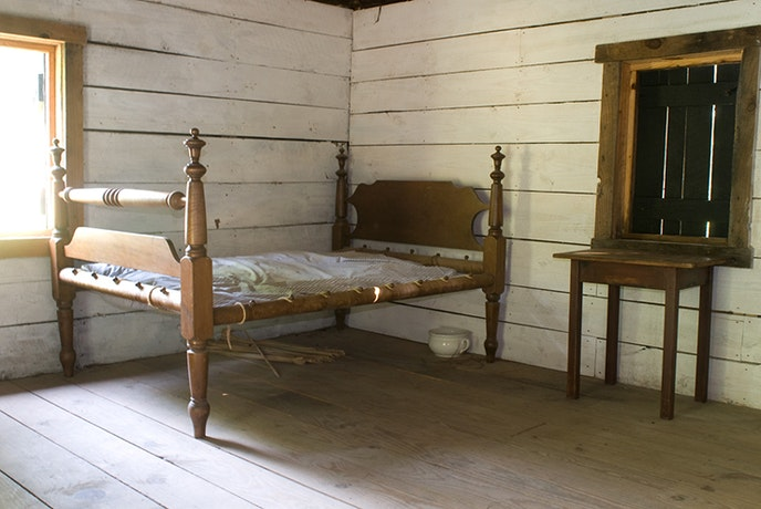 Visit the slave cabins at Magnolia Plantation to explore an often-unspoken part of the story of Charleston.