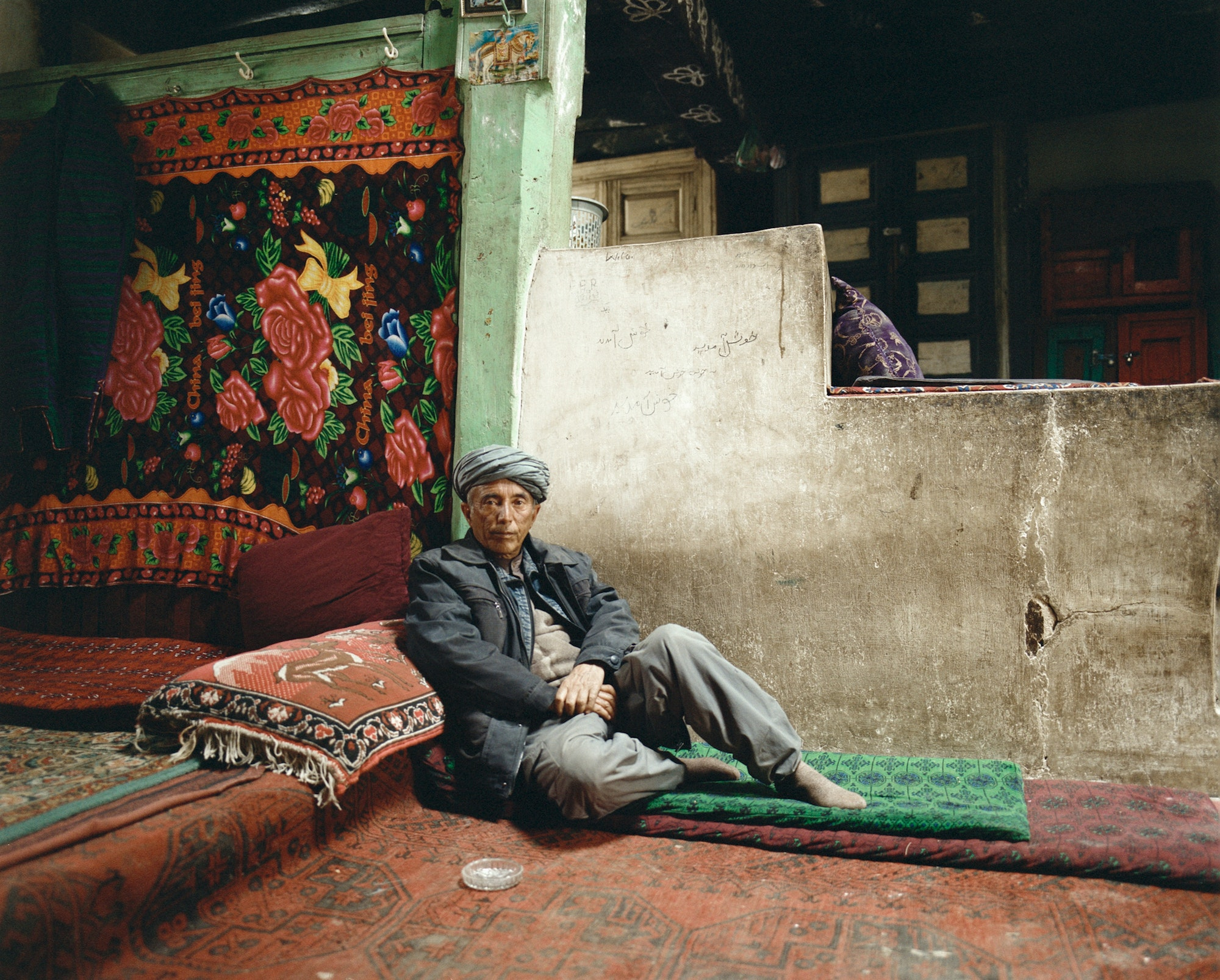 """""""I found the Wakhi to be the most hospitable people,"""" Lagrange says. """"They have nothing, but they give everything."""""""