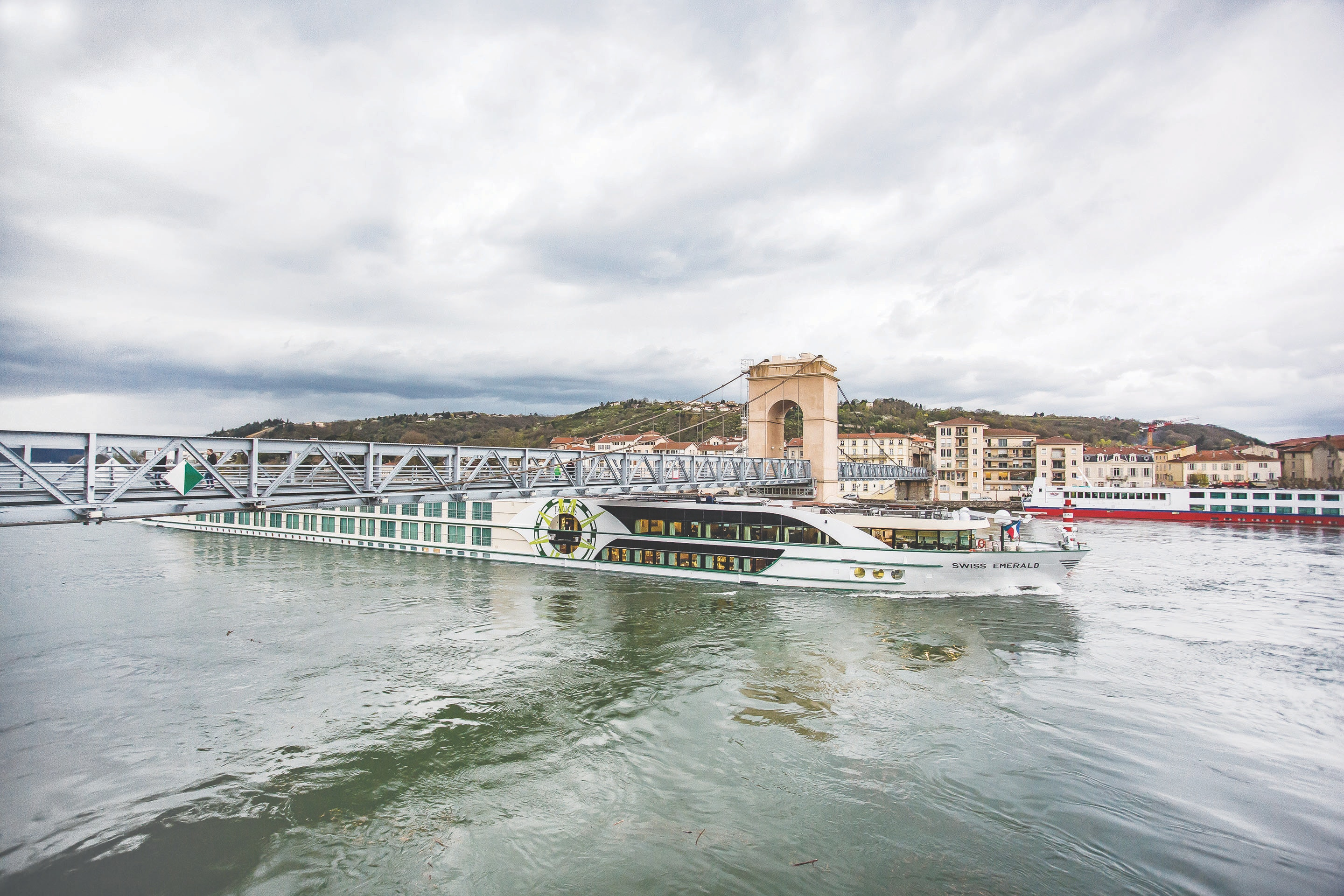 Get a taste of France on a Rhône River cruise with Tauck.