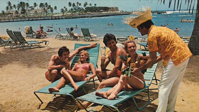 Caribe Hilton, the birthplace of the piña colada, first opened in 1949.