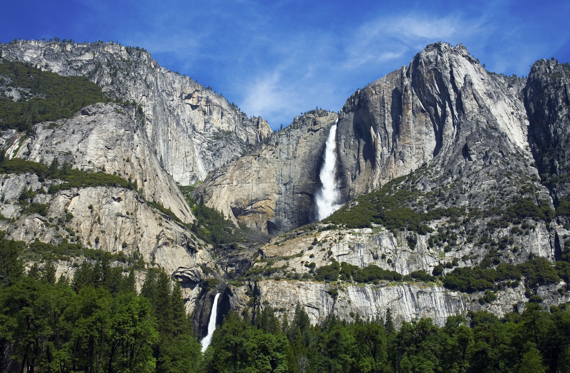 Yosemite National Park is revered as the birthplace of rock climbing as a sport.