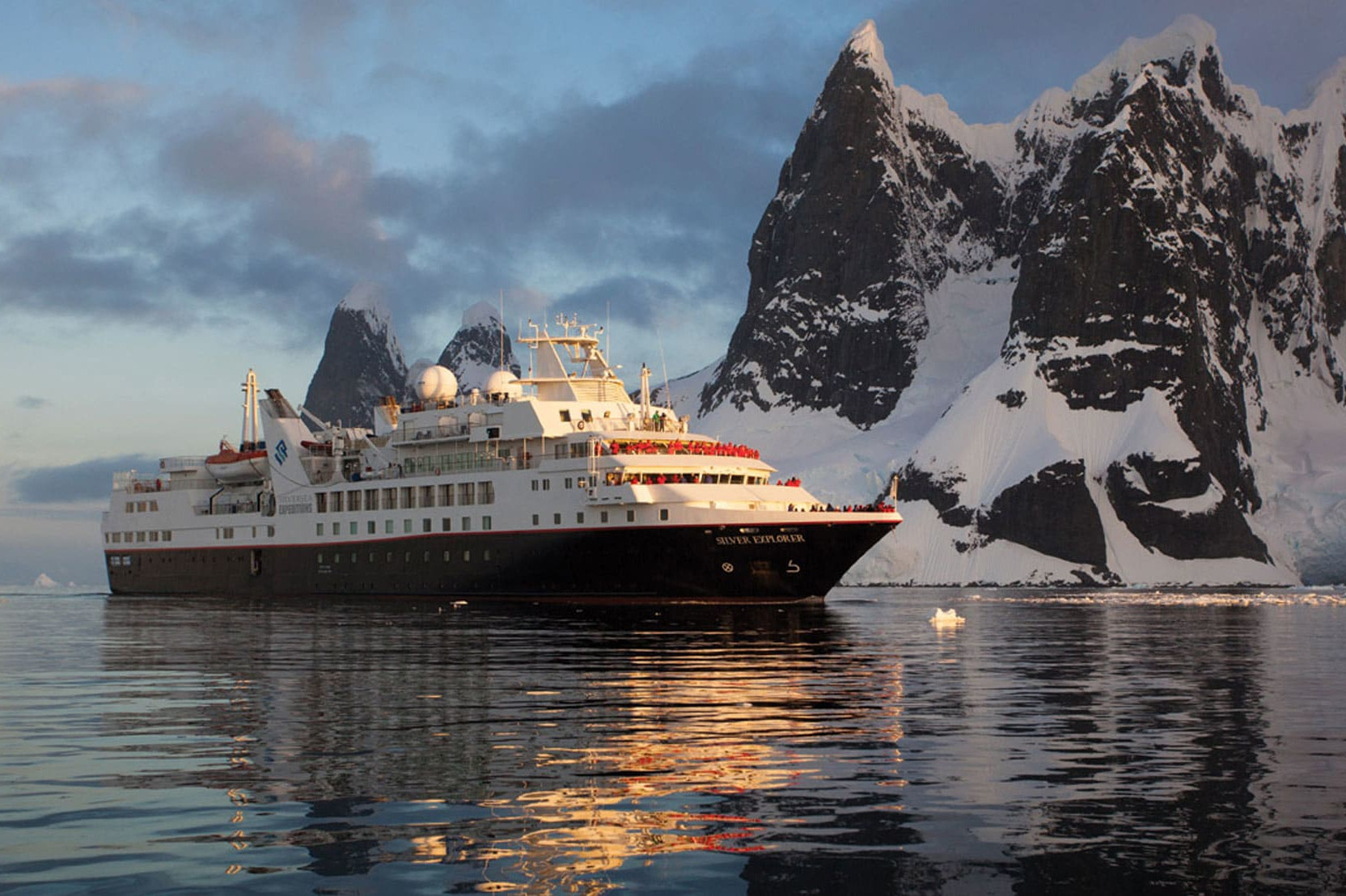 Best Expedition Cruise Line: Silversea Expeditions