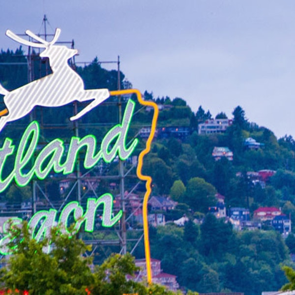 5 signs you ve been to portland oregon afar for Holiday craft fairs portland oregon