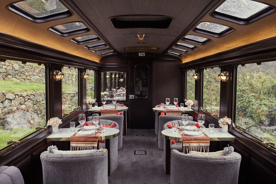 Inca Rail's glamorous Private Machu Picchu Train is the only private charter service to Machu Picchu.