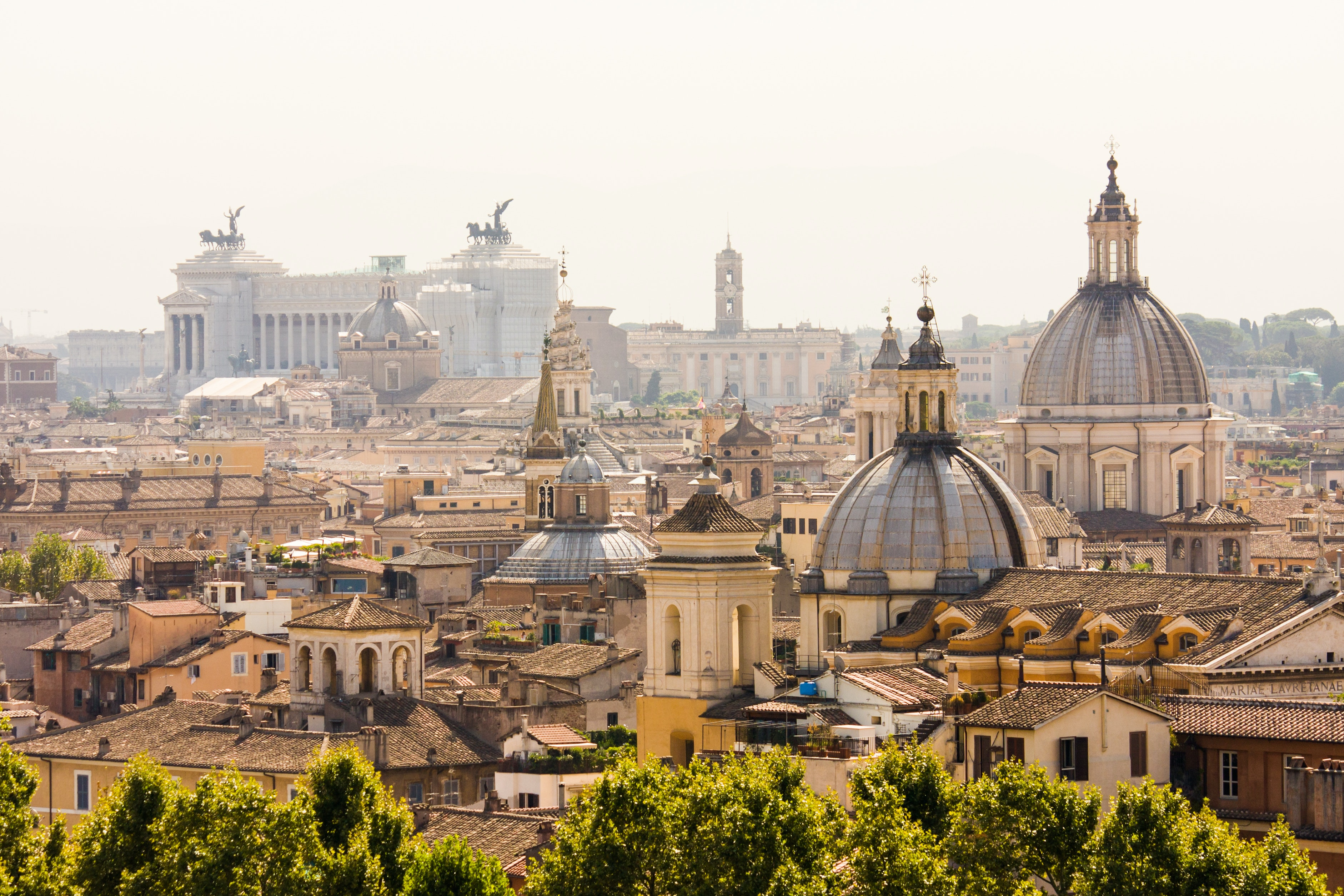 Rome and Vatican City allow visitors to connect with religion and culture both ancient and modern.
