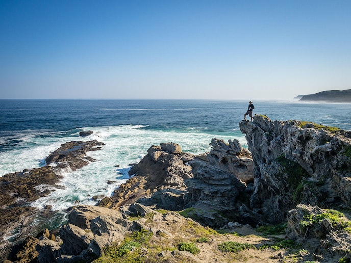 Take a hike at Robberg Nature Reserve.