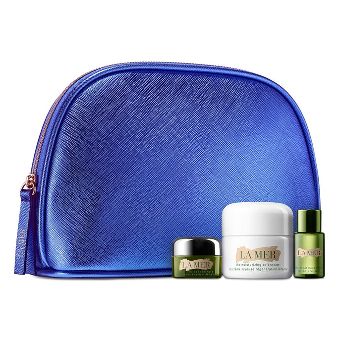 Get three of La Mer's best sellers for under $100.