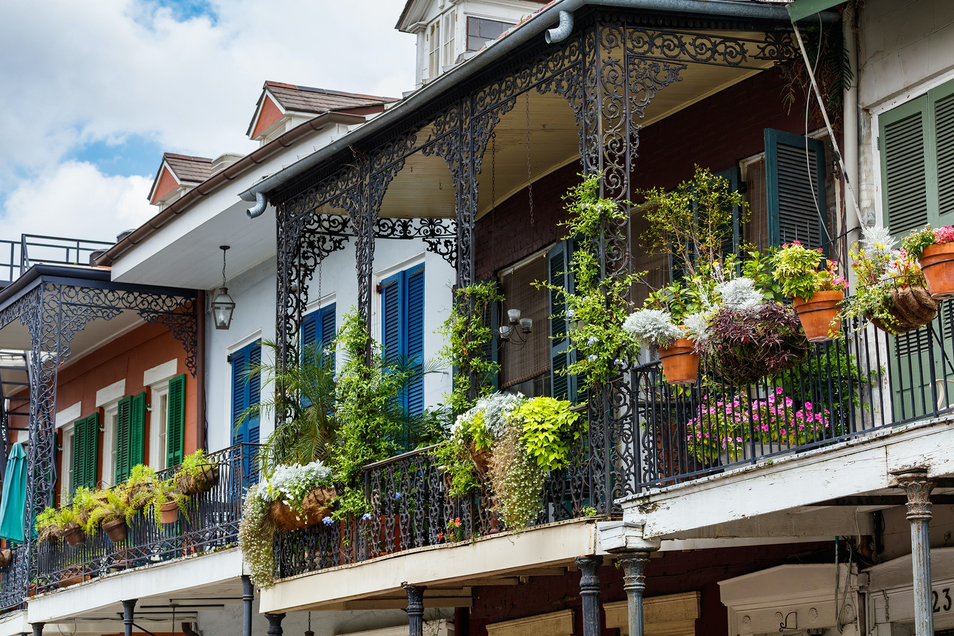 """There are many theories as to why New Orleans gained the nicknamed """"The Big Easy,"""" one showcasing the easy-going nature and vibrant music and nightlife that the city offers."""