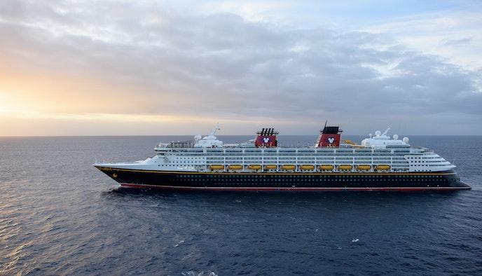 """Disney Cruise Line's """"Disney Wonder"""" offers plenty of fun for the whole family on its Panama Canal cruises."""