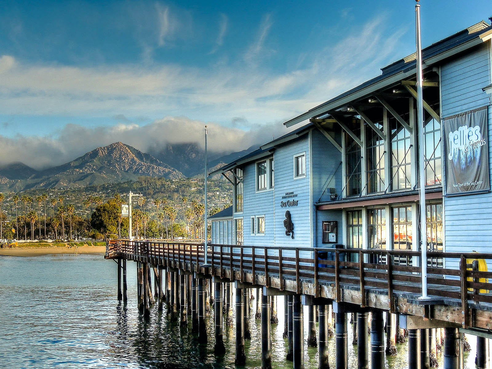 Find out what's just beyond those beautiful Santa Barbara beaches.