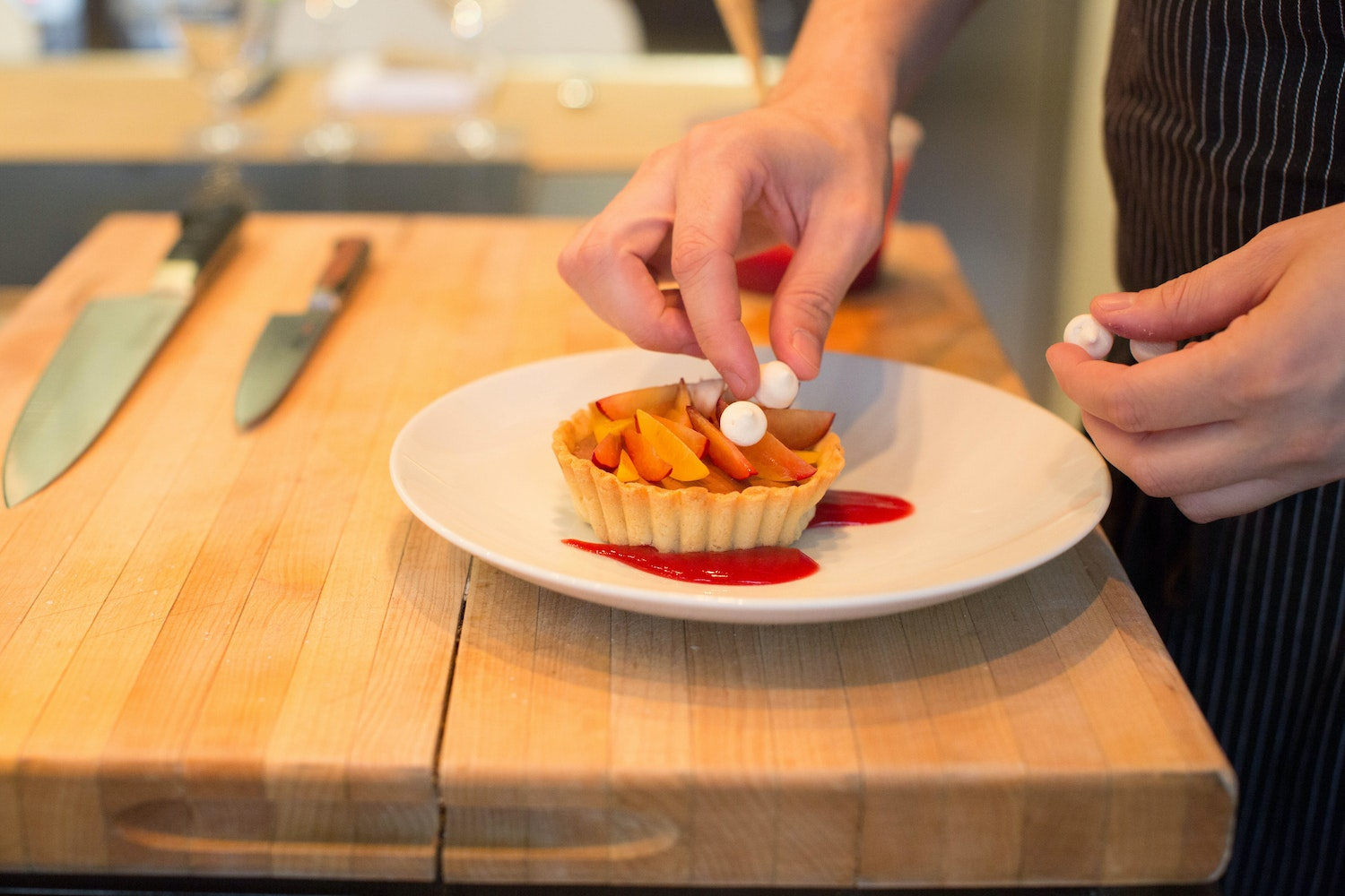 Stir offers Boston residents cookbooks, cooking classes—and even culinary-focused trips.