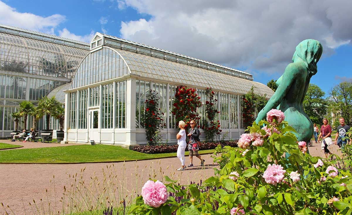 Gothenburg Botanical Gardens
