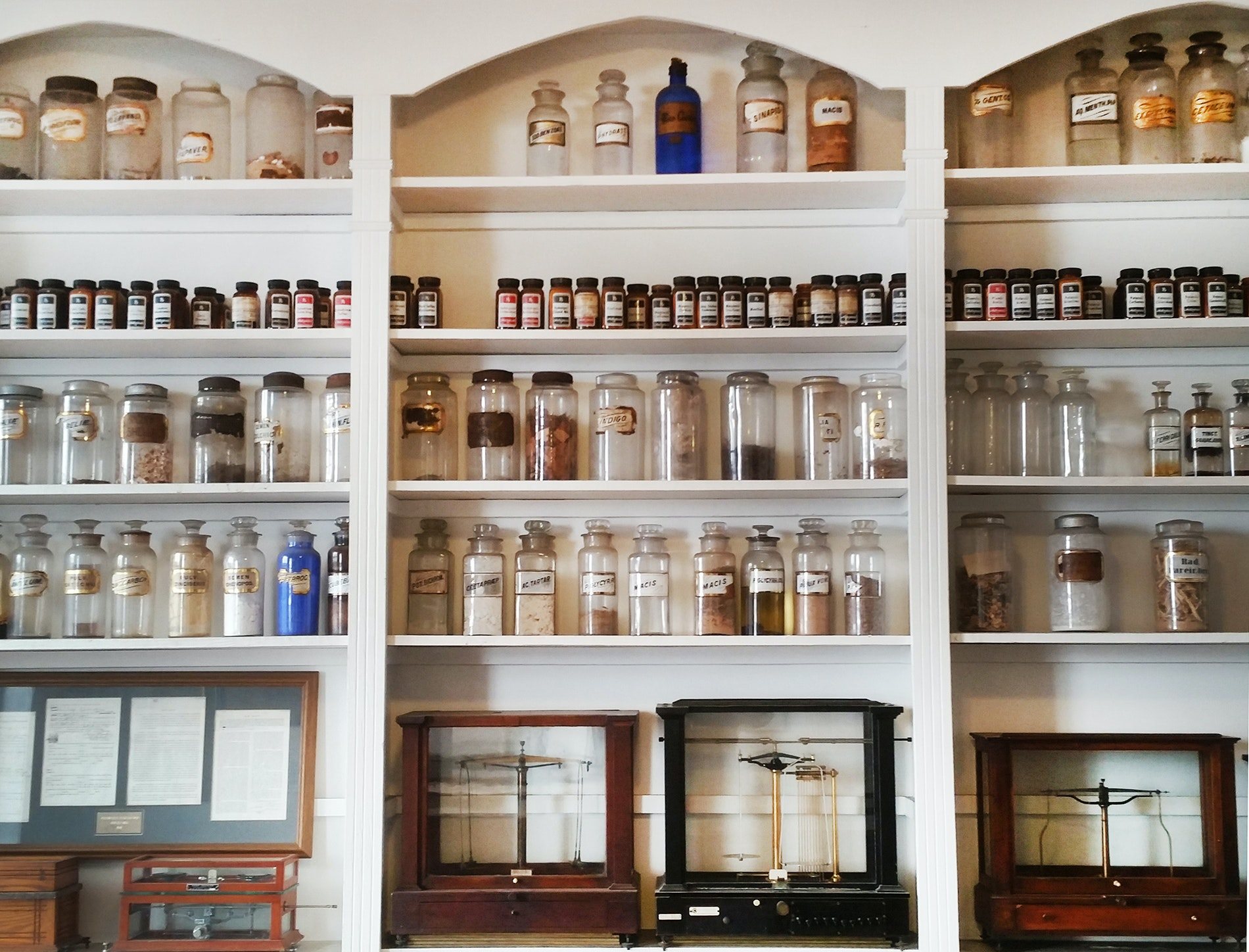 New Orleans was home to America's first licensed pharmacist in the 1800s.